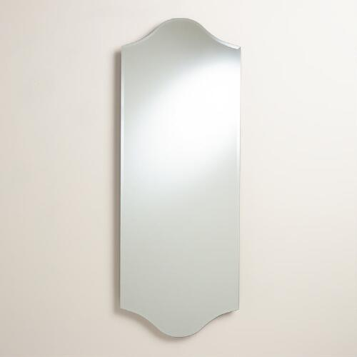 Sage Buffet Mirror