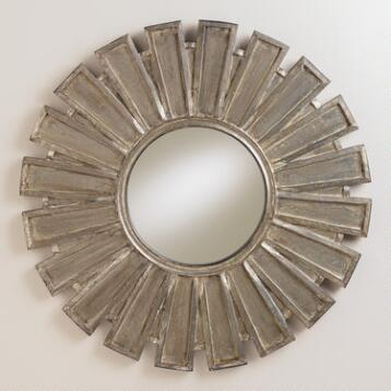 Luna Sunburst Mirror