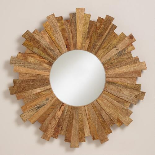 Myles Sunburst Mirror