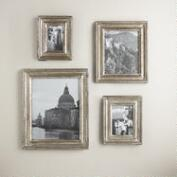 Silver and Black Hadley Wall Frames