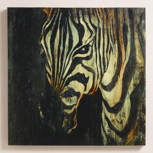 """Safari Zebra"" by Liz Jardine"