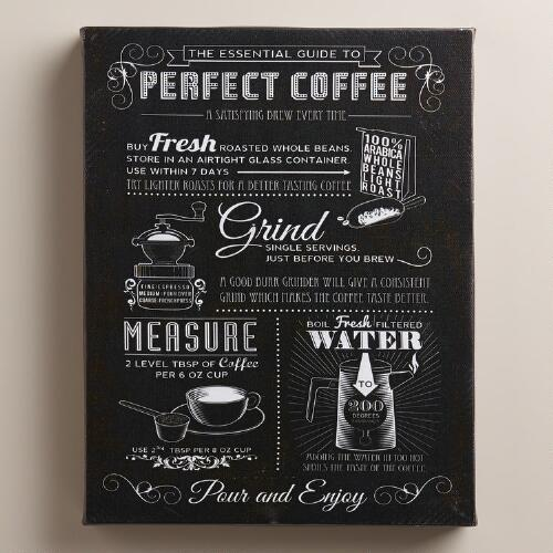 """Good Coffee Guide"" by Tom Frazier"