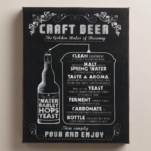 """Craft Beer"" by Tom Frazier"