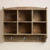 Elliot Cubby and Hook Wall Storage