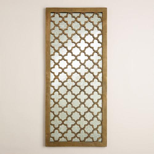 Quatrefoil Nala Wall Panel