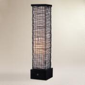 Lattice Outdoor Table Lamp