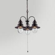 Wilson Outdoor Chandelier