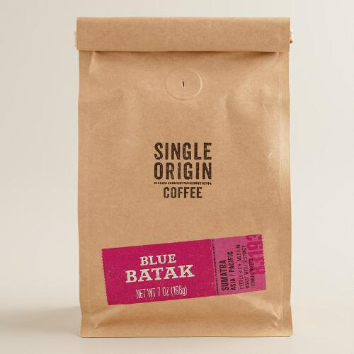 World Market® Blue Batak Coffee