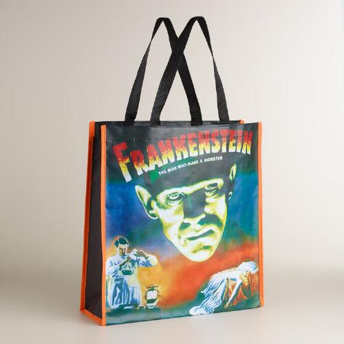 Universal Monsters Print Reusable Tote