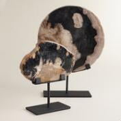 Petrified Wood on Stand