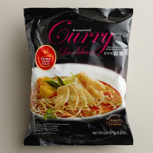 Prima Taste Curry La Mian