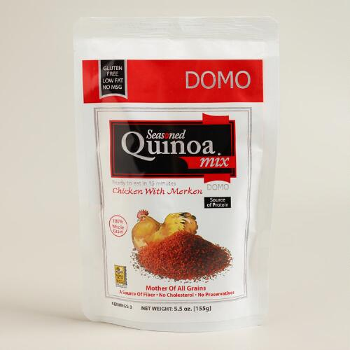 Domo Quinoa Chicken with Merken Mix