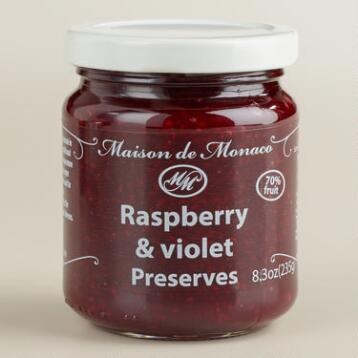 Maison De Monaco Raspberry and Violet Preserves