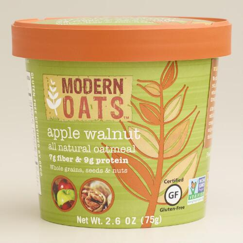 Modern Oats Apple Walnut Instant Oatmeal
