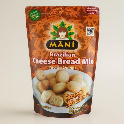 Mani Brazilian Cheese Bread Cinnamon Mix