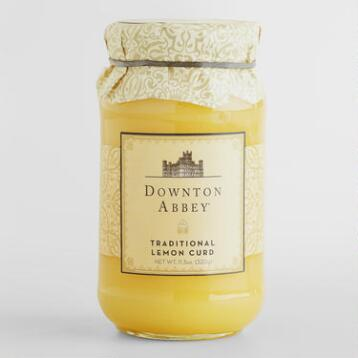Downton Abbey Lemon Curd