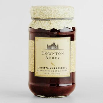 Downton Abbey Christmas Preserves