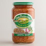 Don Pomodoro Lentil Soup, Set of 6