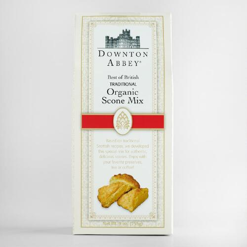 Downton Abbey English Scone Mix, Set of 2