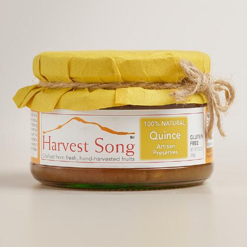 Harvest Song Quince Preserves