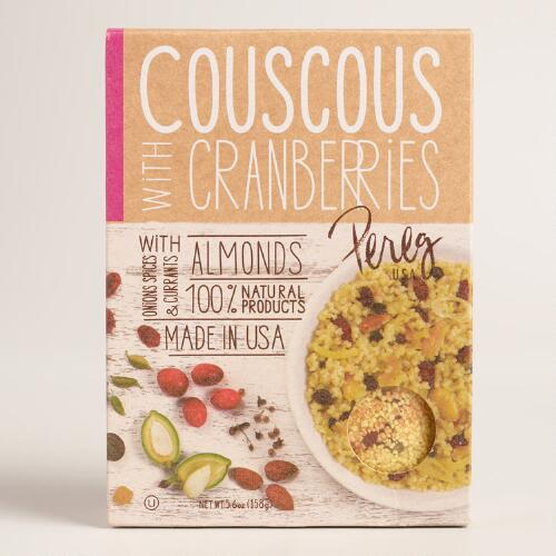 Pereg Couscous with Cranberries, Set of 2