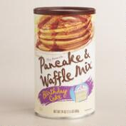 My Favorite Birthday Cake Pancake Mix