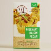 JAZ Rosemary Raisin Pecan Muffin Mix, Set of 2
