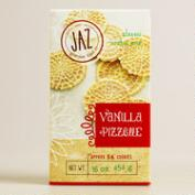 JAZ Vanilla Pizzelle Cookie Mix, Set of 2