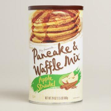My Favorite Apple Strudel Pancake Mix, Set of 2