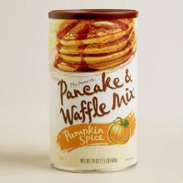 My Favorite Pumpkin Spice  Pancake Mix, Set of 2