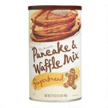 My Favorite Gingerbread  Pancake Mix, Set of 2