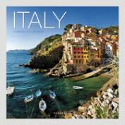 Italy  12-Month Wall  Calendar