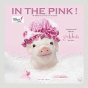 In the Pink 16-Month Wall  Calendar