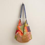 Kantha Canvas Bag