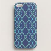 Blue Ethel iPhone 5 Case