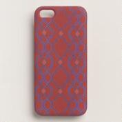 Red Ethel iPhone 5 Case