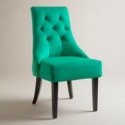 Emerald Lydia Dining Chairs, Set of 2
