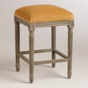 Topaz Paige Backless Counter Stool