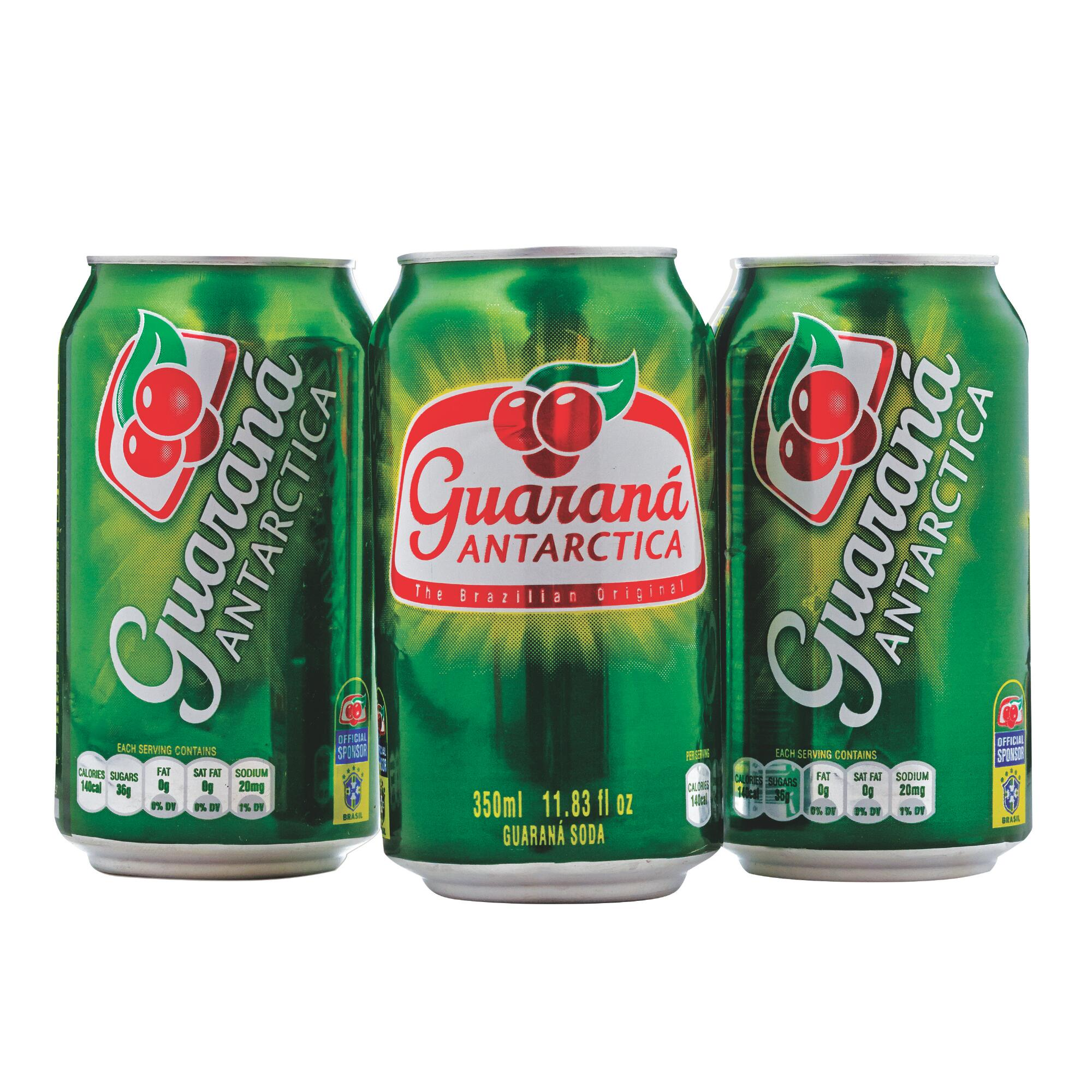 World Bazar: Guarana Antartica Soda