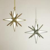 Hanging Moravian Stars, Set of 2
