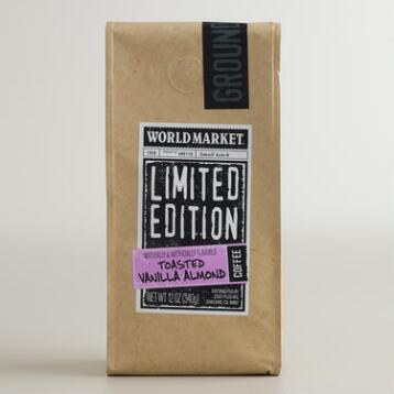 World Market® Ltd. Edition Toasted Vanilla Almond Coffee