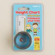 Measure Your Kids Magnetic Height Chart