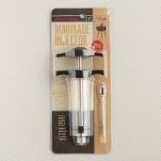 Barbeque Basting and Marinade Injector