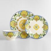 Peacock Dinnerware Collection
