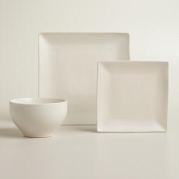 Ivory Trilogy Dinnerware Collection