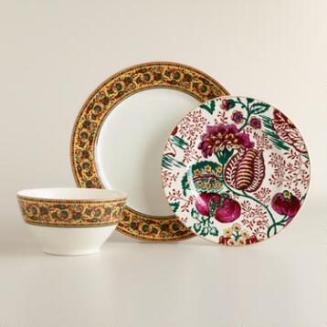 Leila Dinnerware Collection