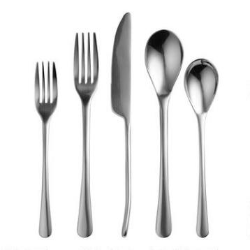 Teardrop Flatware Collection