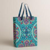 Small Turkish Geo Handmade Gift Bag