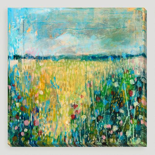 """Field II"" by Judy Paul"