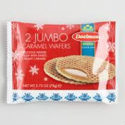 Daelmans Dutch Jumbo Caramel Wafers